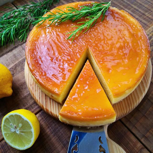 gemomogeのベイクドチーズケーキ1