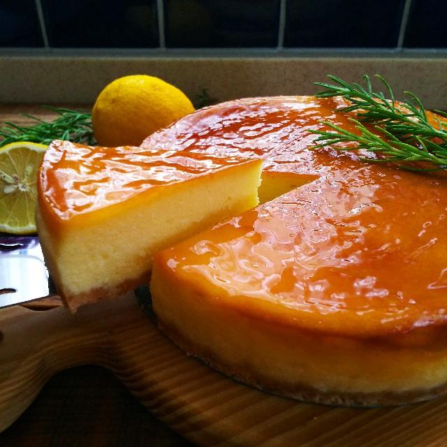 gemomogeのベイクドチーズケーキ2