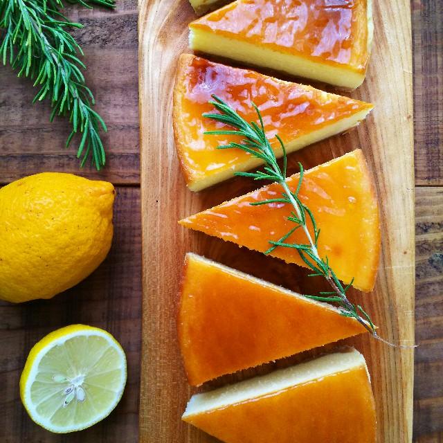 gemomogeのベイクドチーズケーキ6