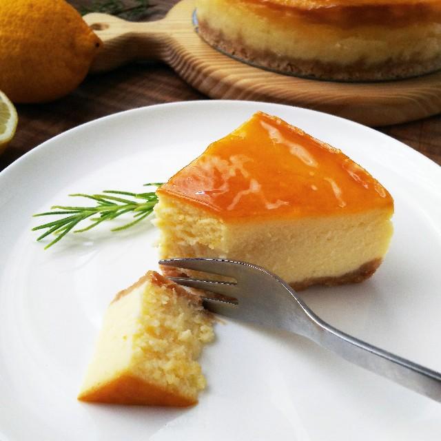 gemomogeのベイクドチーズケーキ7