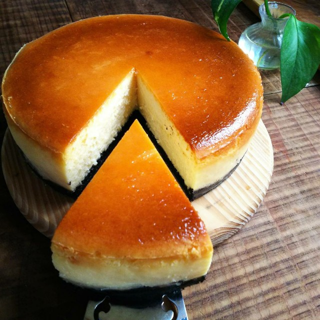 gemomogeのベイクドチーズケーキ8