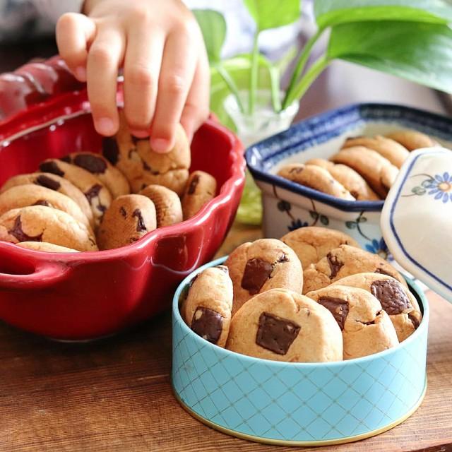クッキー 使わ バター を ない
