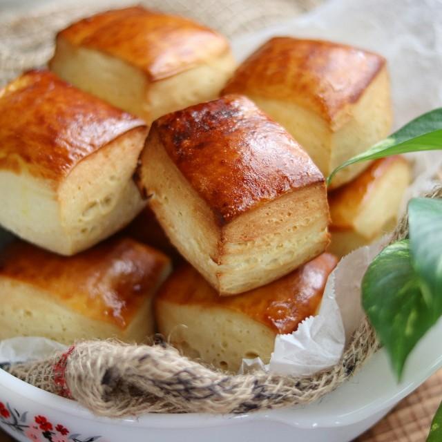 gemomogeのミルクパン1