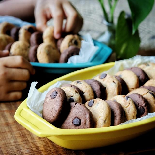 gemomogeのチョコチップクッキー1