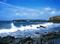 澎湖島の冬は荒波です。
