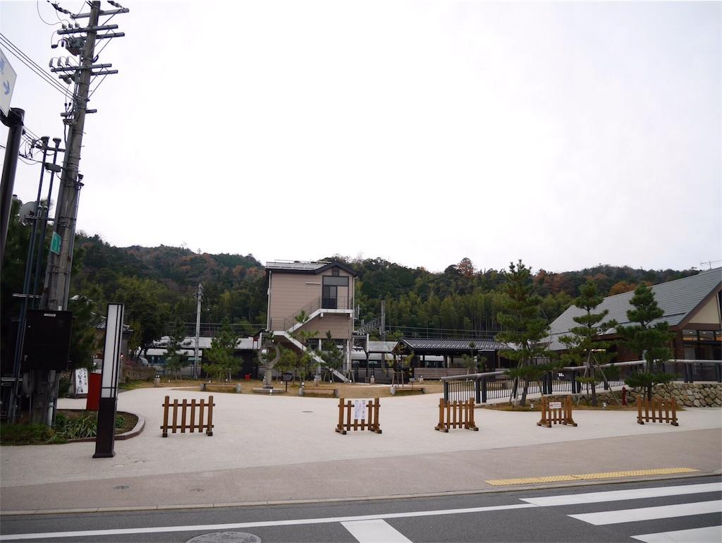 天橋立駅外観写真