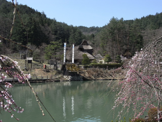飛騨の里(高山市)