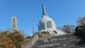 仏舎利塔(釧路市城山)