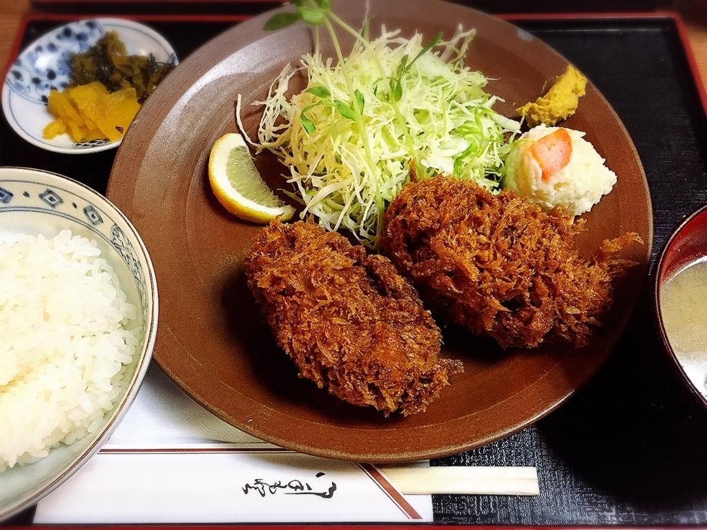 カキフライ 東京