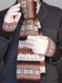 20121125マフラーをネクタイ結びに