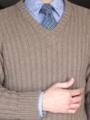 20130202カシミアのネクタイとセーター