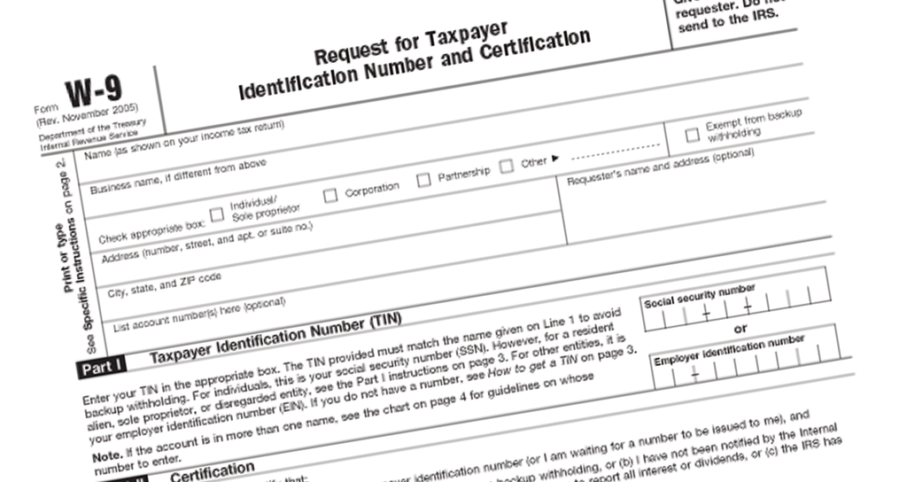 Obtaining a Tax ID Number (EIN)