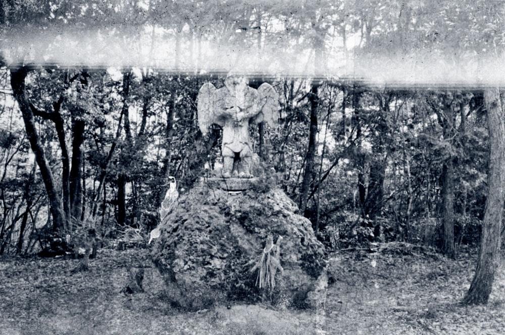 玉造要害山の大天狗