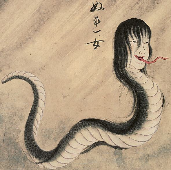 By Sawaki Sūshi (佐脇嵩之, Japanase, *1707, †1772) (scanned from ISBN 978-4-336-04187-6.) [Public domain], via Wikimedia Commons