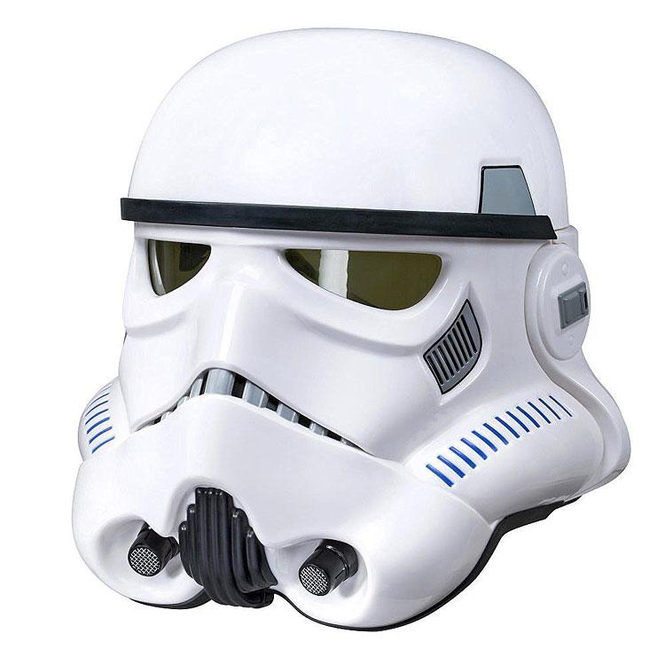 これであたなも帝国のイヌ! - 帝国ストーム・トルーパー電子ボイスチェンジャー・ヘルメット -
