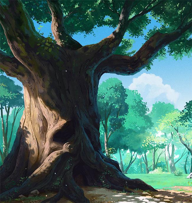 もし宮﨑駿が、『ゼルダの伝説』のアニメーション映画を作ったら。