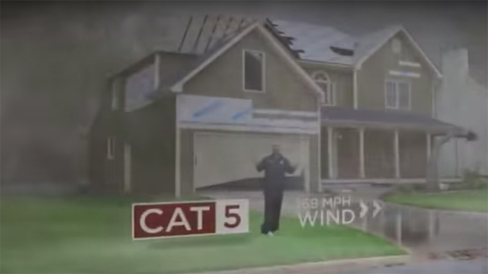 日本人でもよくわかる、ハリケーンのカテゴリー解説動画。