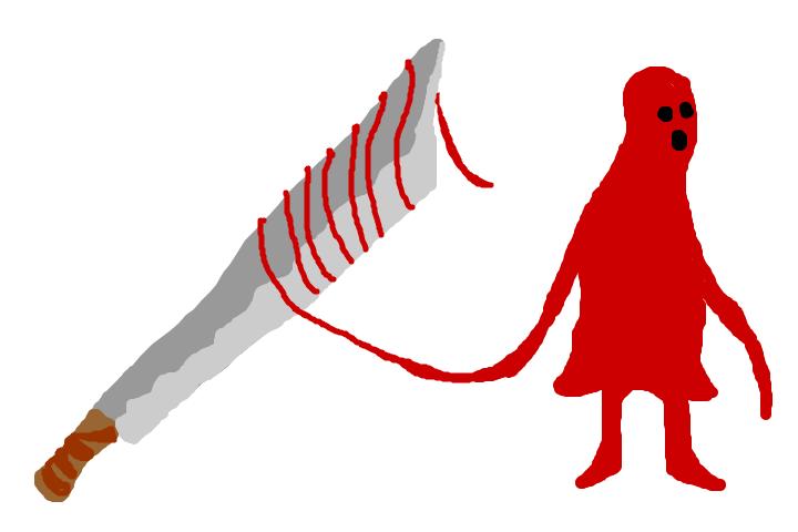 赤マントを斬るには、ドラゴンスレイヤー包丁が必須日記