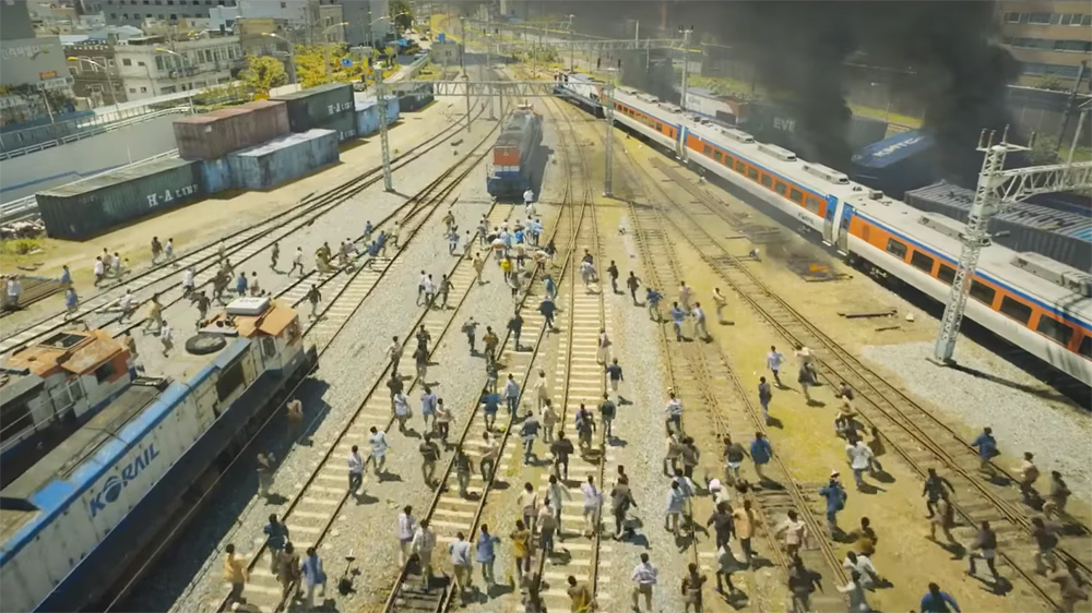 『釜山行き』(Train to Busan、부산행)