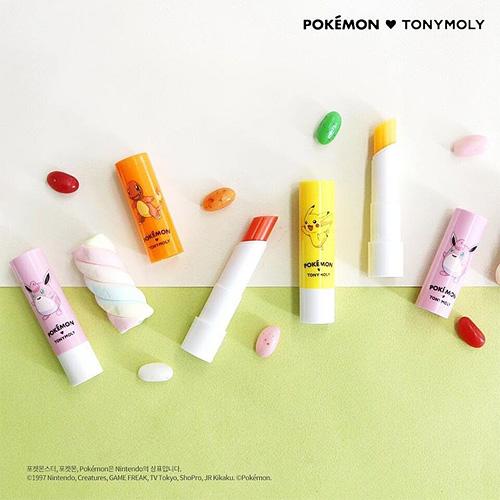 TONY MOLY POKEMON Lip Care Stick