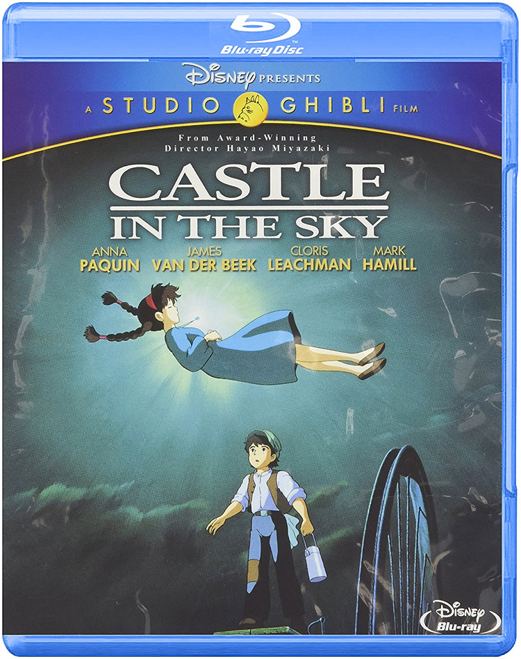 『天空の城ラピュタ』(Castle in the Sky)