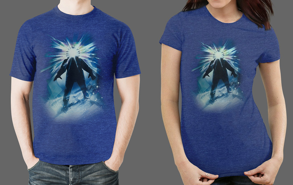 The Thing T-Shirt - Classic - FRIGHT-RAGS – Fright-Rags