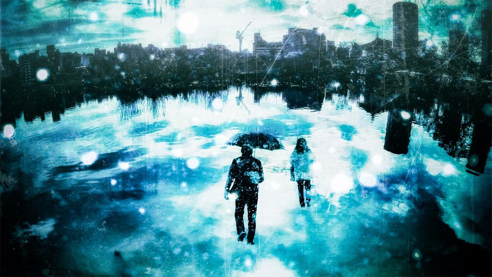 きみとぼくの雨傘