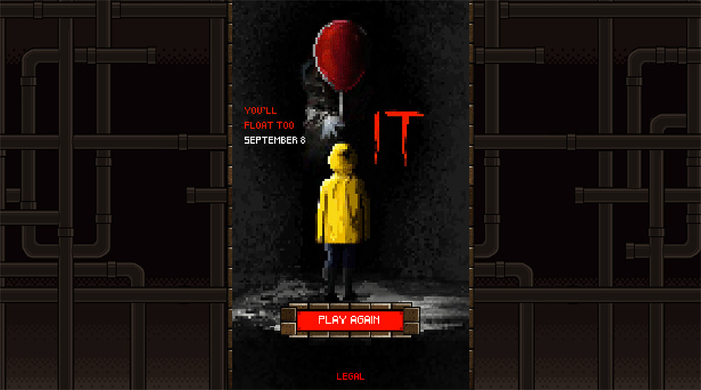 IT | Game | In Theaters September 8