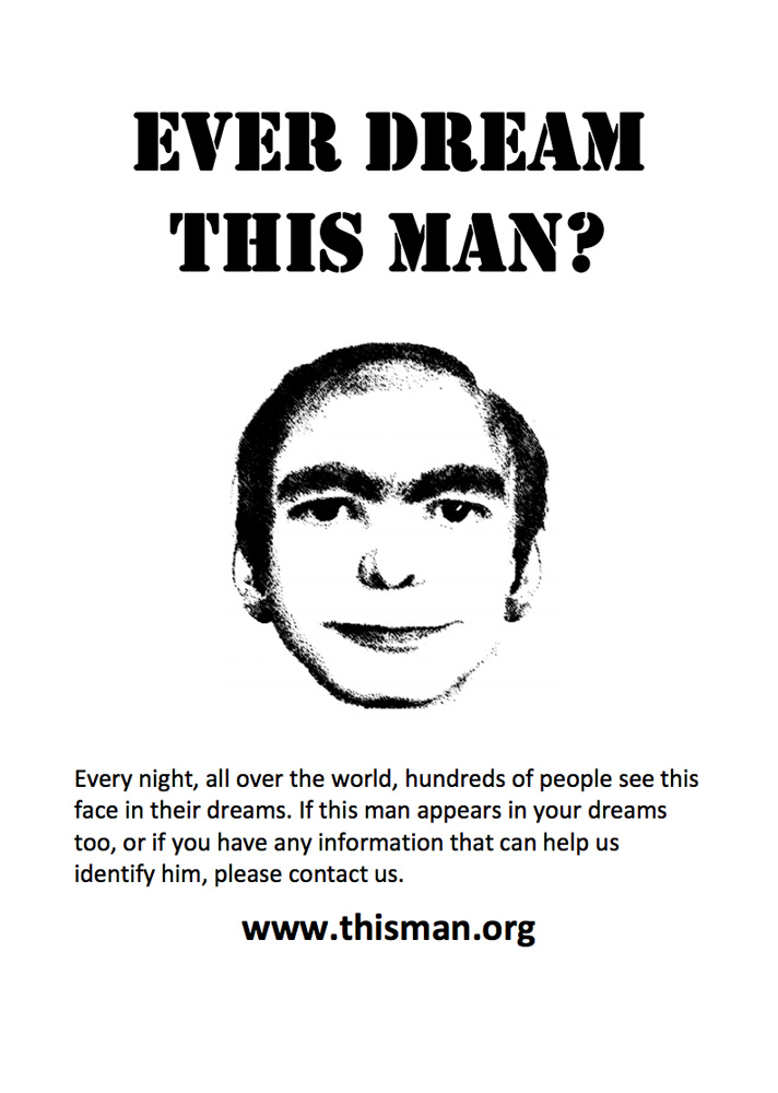 DOWNLOAD – EVER DREAM THIS MAN?