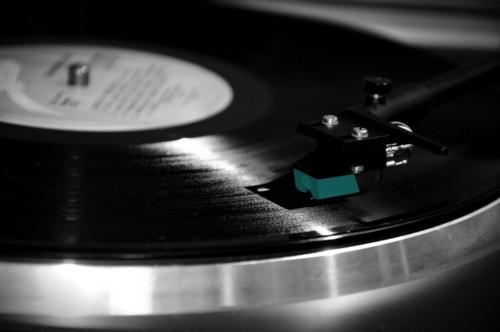 アナログレコード盤