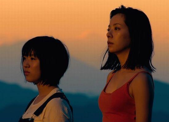 桜井ユキ 映画「真っ赤な空」