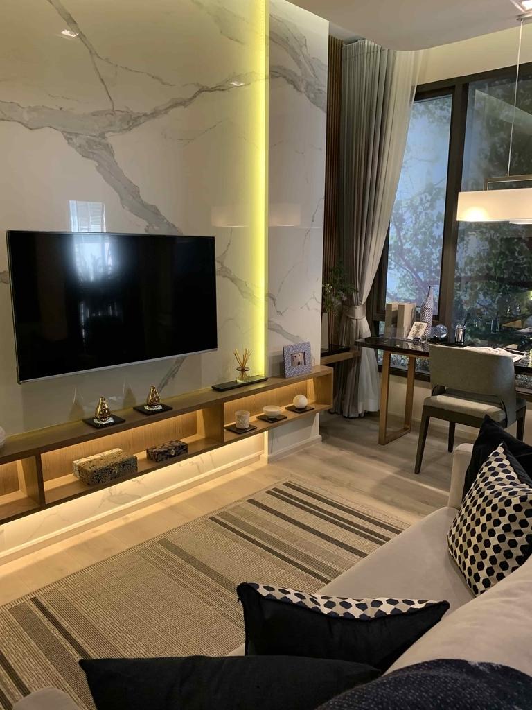 Thai condominium