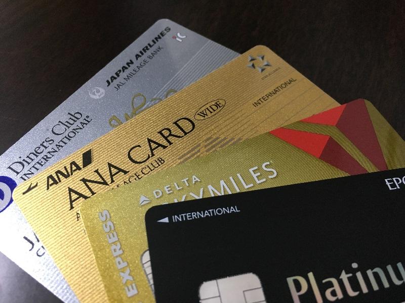 金持ちミニマリストのクレジットカード