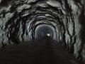 尾平トンネル行きは怖い 帰りは濃霧トンネル内は視界ゼロ 恐ろしい