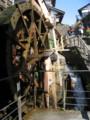 [馬籠]20101120_馬籠5水車