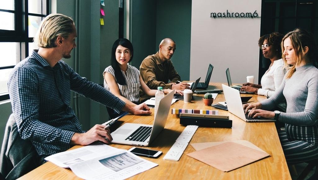 労働環境の改善イメージ