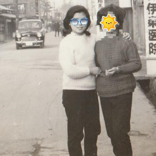 昭和レトロ写真「会津若松市」