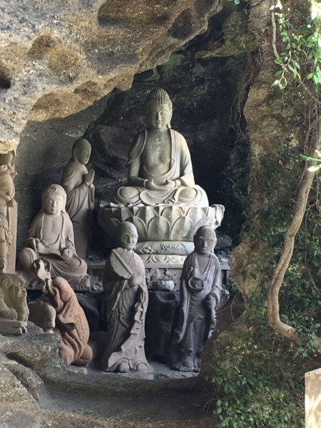 日本寺 奥の院