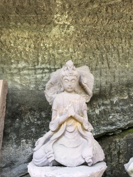 日本寺 観音像