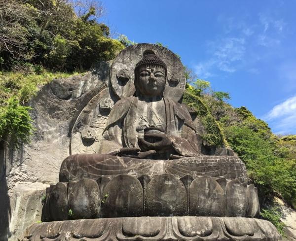 日本寺 大仏像