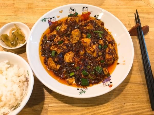 駱駝 四川麻婆豆腐