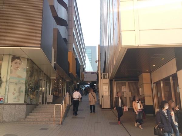 モザイク通り(新宿西口)