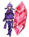 メガヤミラミ♀ ニヤーヤ 巨盾を持つ門番