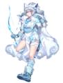 Rロコン♀ エコウ 氷を操るラナキラの弓使い