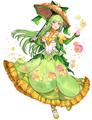 ドレ.ディ.ア♀ フロアエ 花の魔法使い