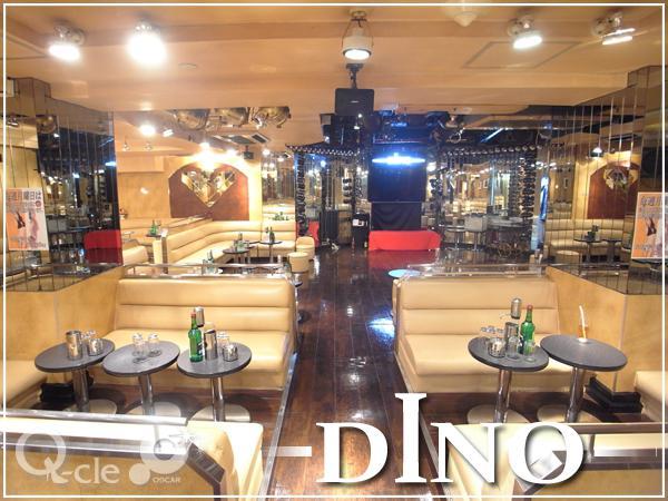 上野 club DINO 店内