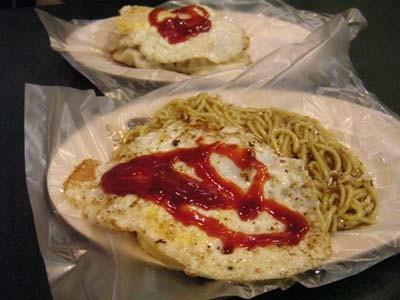 台湾のあさごはんを屋台で食べるのはむずかしい。