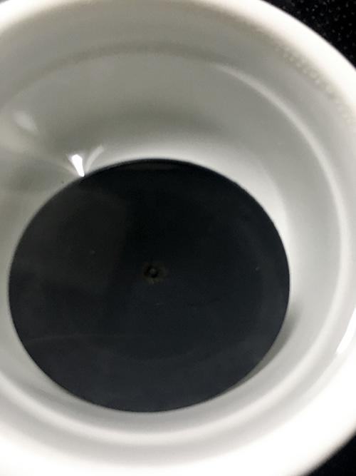 熱湯で吸着力が復活した吸盤さんの画像