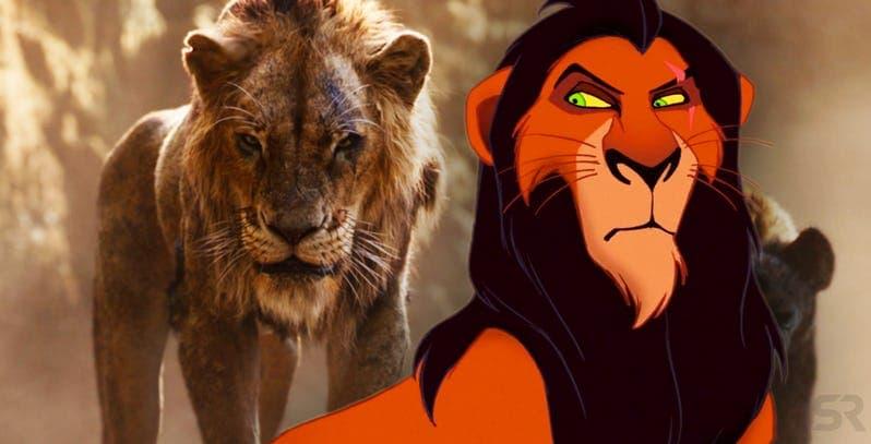 実写版ライオンキングのキャラクターをアニメ版と徹底比較