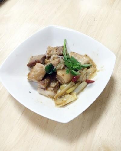 豚の角煮(男子ごはん)